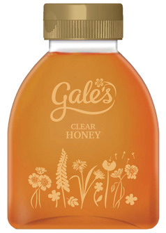 Clear Squeezy Honey 300g