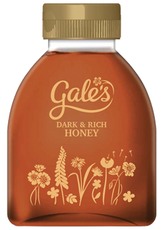 Dark & Rich Squeezy Honey 300g