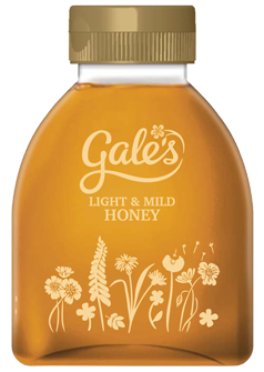 Light & Mild Squeezy Honey 300g