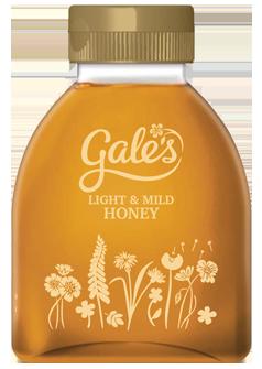 Light & Mild Squeezy Honey 300g